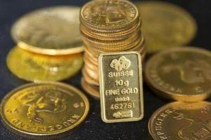 Giá vàng châu Á tăng nhẹ trước thềm cuộc họp Fed