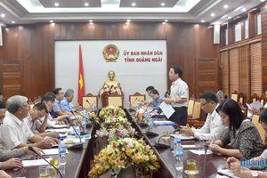 UBND tỉnh họp cho ý kiến về những vướng mắc của Dự án Khu nghỉ dưỡng Bãi Dừa