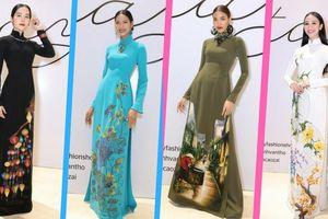 Không cần váy áo gợi cảm, loạt mỹ nhân Vbiz diện áo dài đi sự kiện vẫn hút 'vạn ánh nhìn'