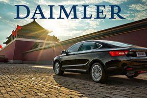 Đức sẽ 'cảnh giác' hơn sau khi Geely mua cổ phần Daimler