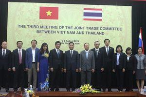 Kỳ họp lần thứ 3 Ủy ban hỗn hợp về Thương mại Việt Nam - Thái Lan