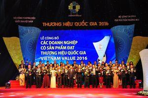 Hướng tới lễ công bố các doanh nghiệp đạt Thương hiệu Quốc gia lần thứ 6
