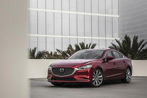 Mazda6 2018 có giá khởi điểm từ 499 triệu đồng