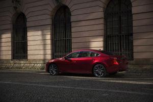 Mazda6 2018 - Tuyệt tác giá mềm