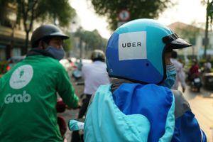 Vì sao Uber rút khỏi Việt Nam?