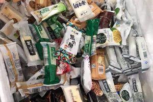 Kem Trung Quốc rẻ bèo 3.000 đồng đổ bộ thị trường Việt
