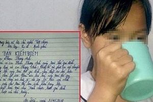 Cô giáo bắt học sinh uống nước giẻ lau: Khi niềm tin bị 'đánh cắp'!