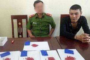 Nghệ An: Liên tiếp bắt nhiều vụ buôn bán hồng phiến