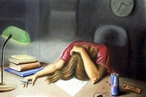 Học sinh bị trầm cảm vì kỳ vọng quá lớn của cha mẹ, thầy cô