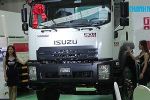 Isuzu ra mắt công nghệ mới theo tiêu chuẩn khí thải Euro 4