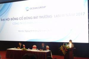 Đại hội đồng cổ đông Ocean Group: Chủ tịch 'than thở' chuyện thu nợ