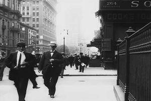 Kinh ngạc thành phố New York 'lột xác' 100 năm qua
