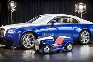 Siêu xe sang Rolls-Royce nhỏ nhất và sứ mệnh đặc biệt