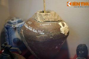 Độc đáo các loại mìn, lựu đạn tự chế của bộ đội Cụ Hồ