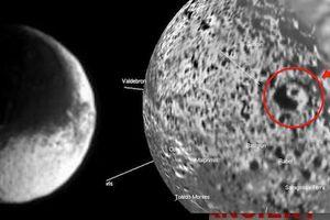 Xôn xao mặt người ngoài hành tinh trên Mặt trăng sao Thổ