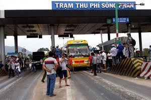 Bộ Giao thông không đồng ý miễn, giảm phí qua trạm BOT Sông Phan