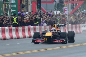 Giải đua xe F1 nổi tiếng bước đầu 'chào sân' Việt Nam?