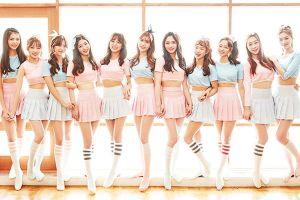 Loạt nhóm nhạc nữ Hàn diện trang phục cổ vũ chinh phục fan