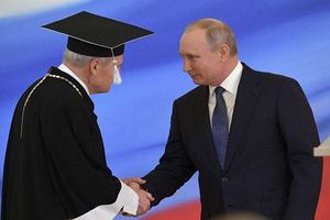 Toàn cảnh lễ nhậm chức ấn tượng của Tổng thống Nga Putin