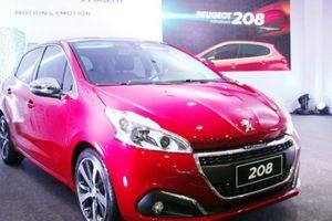 Thaco điều chỉnh giá xe Peugeot