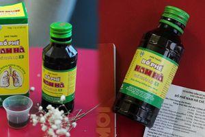 Những điều bạn chưa biết về loại thuốc ho 'kinh điển' Bổ phế Nam Hà