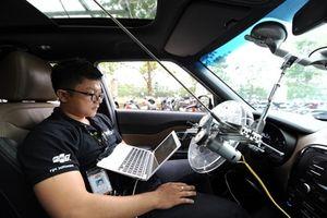 FPT xin thử nghiệm xe tự lái trên đường phố