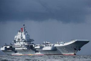 Có tàu sân bay, hải quân Trung Quốc vẫn chưa thể sánh ngang với Mỹ