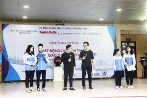 Trao giải cuộc thi 'Vì An toàn giao thông Thủ đô' trên internet: Bồi đắp văn hóa giao thông cho thế hệ trẻ