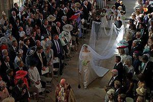 Những cô dâu tuyệt sắc trong đám cưới Hoàng gia Anh và châu Âu