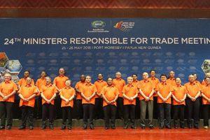 Bộ trưởng thương mại APEC chưa đạt thỏa thuận về hệ thống thương mại đa phương