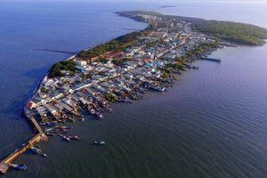 Đảo không có trộm cướp ở Sài Gòn