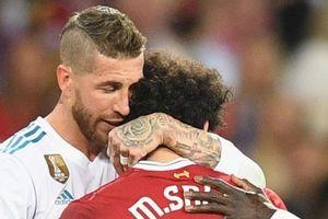 NÓNG: UEFA ra phán quyết cuối cùng về vụ Sergio Ramos đá bẩn