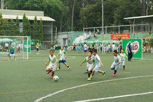 Nuôi dưỡng đam mê và tình yêu của trẻ với bộ môn Bóng đá