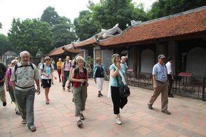 Du lịch Thủ đô: Gắn tăng trưởng với phát triển bền vững