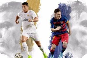 Đội hình yêu thích của 'người ngoài hành tinh': Messi in, Ronaldo Out