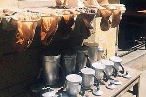 Hoài niệm cà phê Sài Gòn