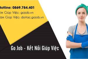 CEO Gojob.vn: ' Chúng tôi muốn kết nối sinh viên lập mạng lưới giúp việc cho gia đình'