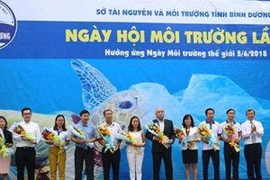 FrieslandCampina Việt Nam hợp tác với tỉnh đoàn Bình Dương truyền thông về bảo vệ môi trường
