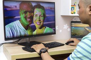 Màn hình HP EliteDisplay S270n: Mở rộng không gian làm việc cho người dùng laptop
