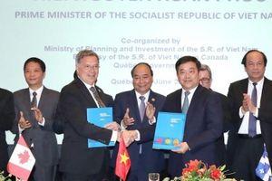 Doanh nghiệp Việt Nam - Canada: Thời điểm nói đến làn sóng đầu tư mới