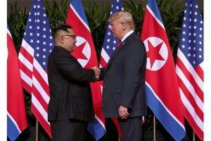 Hình ảnh, video từ Thượng đỉnh Mỹ - Triều Tiên
