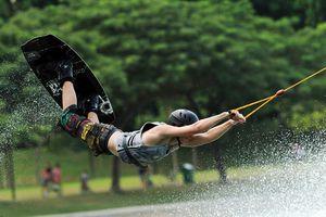 Đến Singapore, đừng quên ghé thăm những công viên ven biển xanh màu lá
