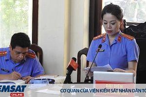 Nữ KSV phiên tòa xử BS Hoàng Công Lương: Tôi chịu trách nhiệm về hành vi của mình!