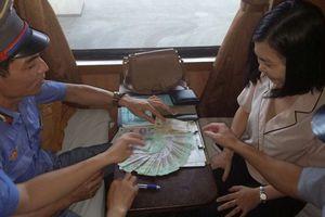Nhân viên Đường sắt trả lại gần 15 triệu đồng cho khách đi tàu