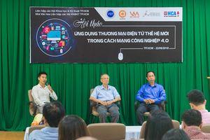 Kiến tạo sàn thương mại điện tử chung cho hội - nhóm doanh nghiệp