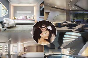 Sau đính hôn, Ariana Grande và Pete Davidson dọn tới căn hộ 16 triệu USD
