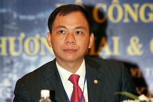 'Đo' tài sản tỉ phú Việt khi cổ phiếu lao dốc