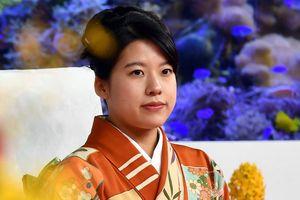 Công chúa Nhật Bản sắp cưới thường dân, từ bỏ thân phận hoàng gia