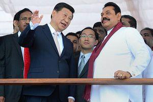 Trung Quốc đã bẫy và ép Sri Lanka 'hai tay dâng cảng chiến lược' như thế nào?