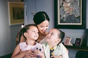 'Hậu' hôn nhân, Hồng Nhung chia sẻ bí quyết xốc lại tinh thần
